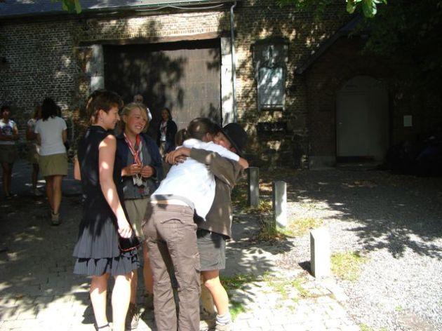 Pierre, Valentine, Nathalie, Lucie